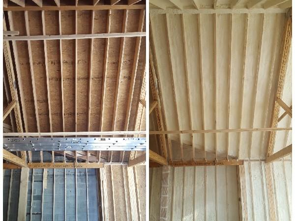 Local spray foam insulation contractor